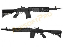 Airsoft rifle M14 EBR (CM.032 EBR) - black [CYMA]