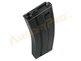 Metal hicap 350 rounds magazine for M4,M16 [CYMA]