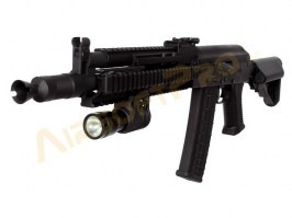 AK flashlight Q.D. frame mount [CYMA]
