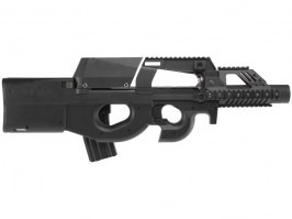 Airsoft P90 with the RIS foregrip and silencer, CM.060H [CYMA]