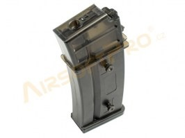 450 round magazine for G36 - transparent [CYMA]