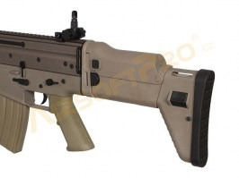 SCAR-L (SC-01) Stock - TAN [DBoys]