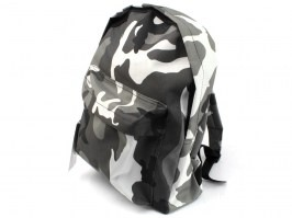 Kids camouflage backpack 11L - urban [Fosco]