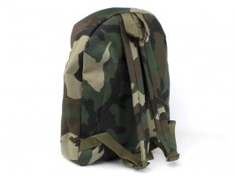 Kids camouflage backpack 11L - woodland [Fosco]
