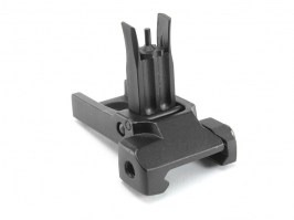 KAC front metal folding sight for RIS rails [E&C]