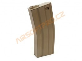Mid-Cap 160 rounds magazine for M4 - TAN [E&C]