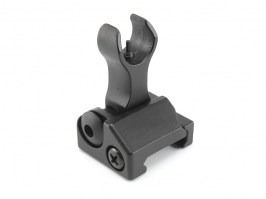 TROY front metal folding sight for RIS rails [E&C]