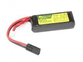 Battery Li-Po 11,1V 950mAh 25/50C [Electro River]