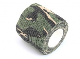 Camo cotton tape 2m - SW [Element]