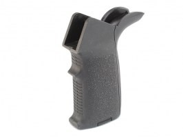 MAID style M4 grip for electric guns - black
