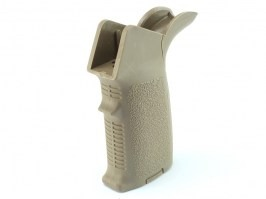 MAID style M4 grip for electric guns - DE