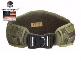 Padded Molle Waist Battle Belt - Multicam Tropic [EmersonGear]