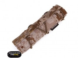 18cm Airsoft Suppressor Cover - AOR2 [EmersonGear]