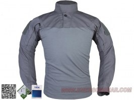 Assault Shirt - Wolf Grey [EmersonGear]