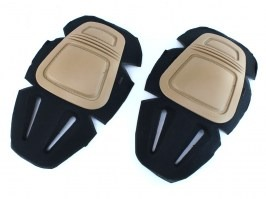Combat Knee Pads for G3 pants - DE [EmersonGear]