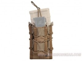 Double Decker Magazine Pouch - Coyote Brown (CB) [EmersonGear]