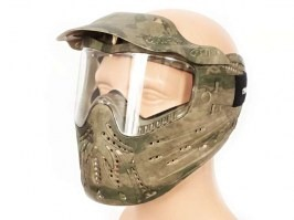 Full face protection mask Anti-Strike - A-TACS FG  [EmersonGear]