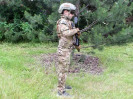 G3 Combat suit For kids - Multicam [EmersonGear]