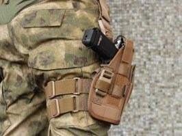 Drop Leg Universal holster - Coyote Brown (CB) [EmersonGear]