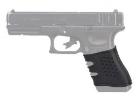 Antiskid rubber grip for G series pistols - BK [Big Dragon]