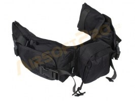 Sniper Waist Pack Belt - black [EmersonGear]