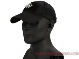 Tactical Assaulter Cap - Black [EmersonGear]