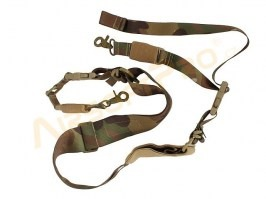 2-point Urben bungee rifle sling - Multicam [EmersonGear]