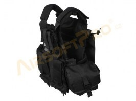 Tactical vest US Navy Seals LBT 6094 - Black [A.C.M.]