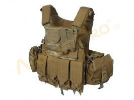 Tactical vest US Navy Seals LBT 6094 - Coyote Brown (CB) [A.C.M.]