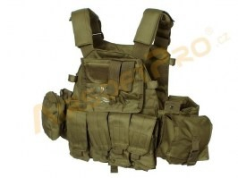 Tactical vest US Navy Seals LBT 6094 - OD [A.C.M.]