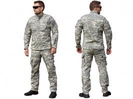 ACU Uniform Set - ARMY Style [EmersonGear]
