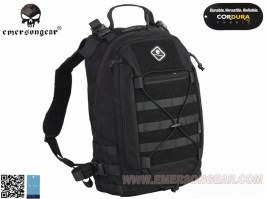 Assault Operator Backpack, 13,5L - removable straps - black [EmersonGear]