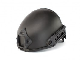 CP AirFrame style helmet - black colour [EmersonGear]