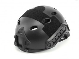 FAST Helmet - PJ Type - black colour [EmersonGear]