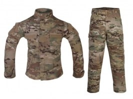 Combat Uniform For Children-Multicam [EmersonGear]