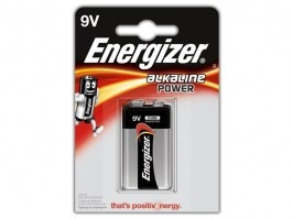 9V Battery 6LR61 [Energizer]