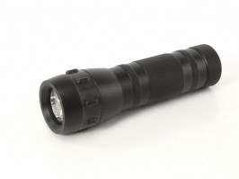 Tactical police 3W LED flashlight TREX 3 with Cree diod [ESP]