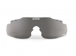 NARO lens for ESS ICE with ballistic resistance - smoke gray [ESS]