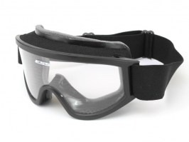 Goggles Tactical XT with ballistic resistance - clear [ESS]