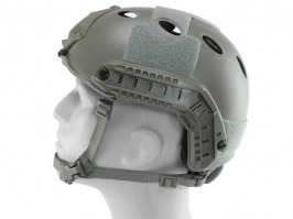 FAST Helmet - PJ type - FG colour, NEW MODEL [EmersonGear]