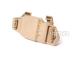 Multi Belt Holster with Clips - DE [FMA]