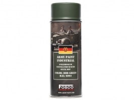 Spray army paint 400 ml. - DDR Green [Fosco]