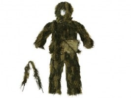 Gillie suit special forces - Woodland [Fosco]