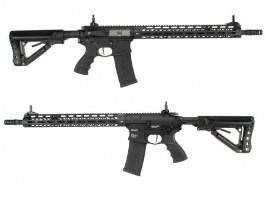 Airsoft rifle TR16 MBR 556WH - Advanced, G2 Technology, Full metal, Electronic trigger [G&G]