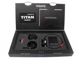 Processor trigger unit TITAN™ V2, Advanced set - rear wiring [GATE]