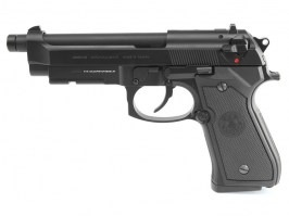 Airsoft pistol GPM92, full metal, gas blowback (GBB) - black [G&G]