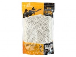 Airsoft BBs Guarder 0,20g 5000pcs - white [Guarder]