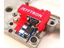 Active brake for V2 gearbox [JeffTron]