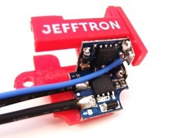 Active brake for V2 gearbox - universal wiring [JeffTron]