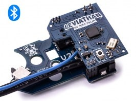Processor trigger unit Leviathan V2, Bluetooth - rear wiring [JeffTron]